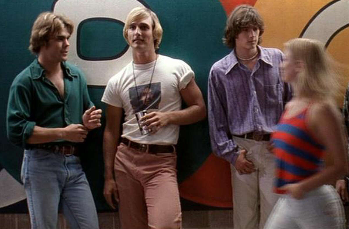 'Dazed and Confused' (1993)  Wooderson: That's what I love about these high school girls, man. I get older, they stay the same age.
