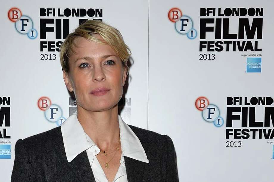 She may have chopped off her hair and gotten all serious, but Robin Wright will always be ... Photo: Ben A. Pruchnie, Getty Images For BFI / 2013 Getty Images