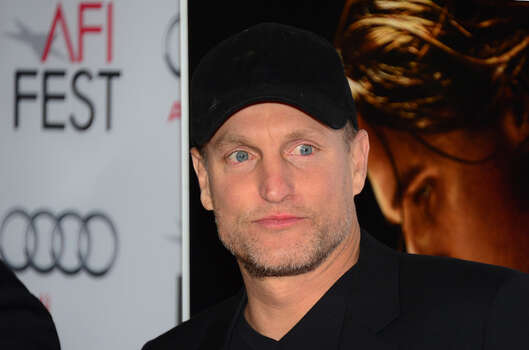 Actor Woody Harrelson was born in Midland, but raised in Lebanon, Ohio. Photo: FREDERIC J. BROWN, AFP/Getty Images / 2013 AFP