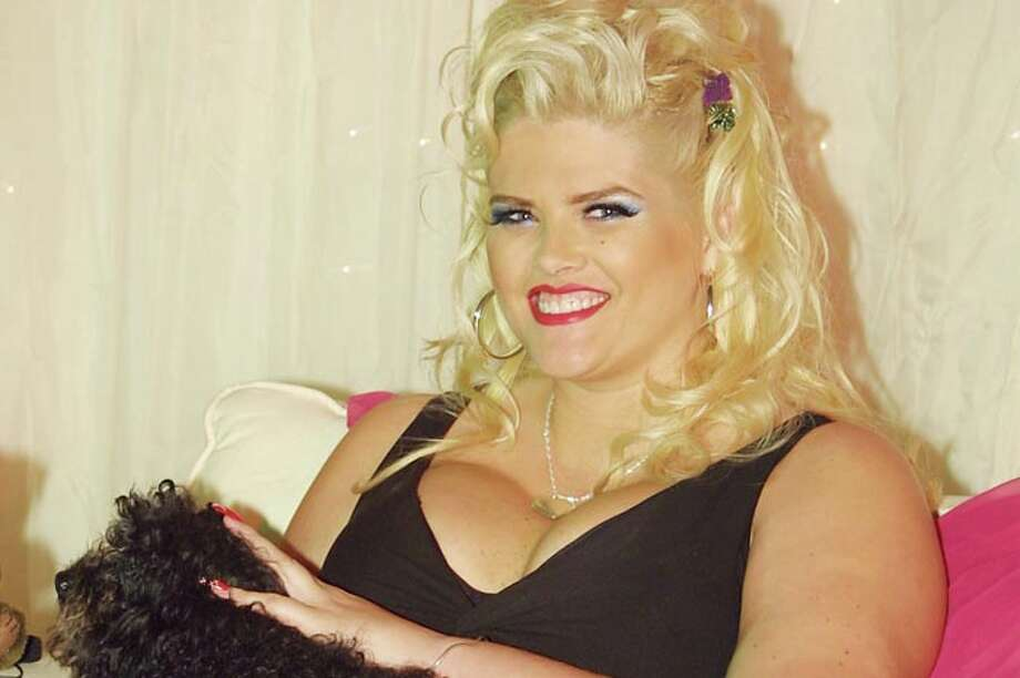 Anna Nicole Smith was a Texas beauty who died too soon after a life spent as tabloid fodder ... Photo: Barbara Binstein, Getty Images / Getty Images North America