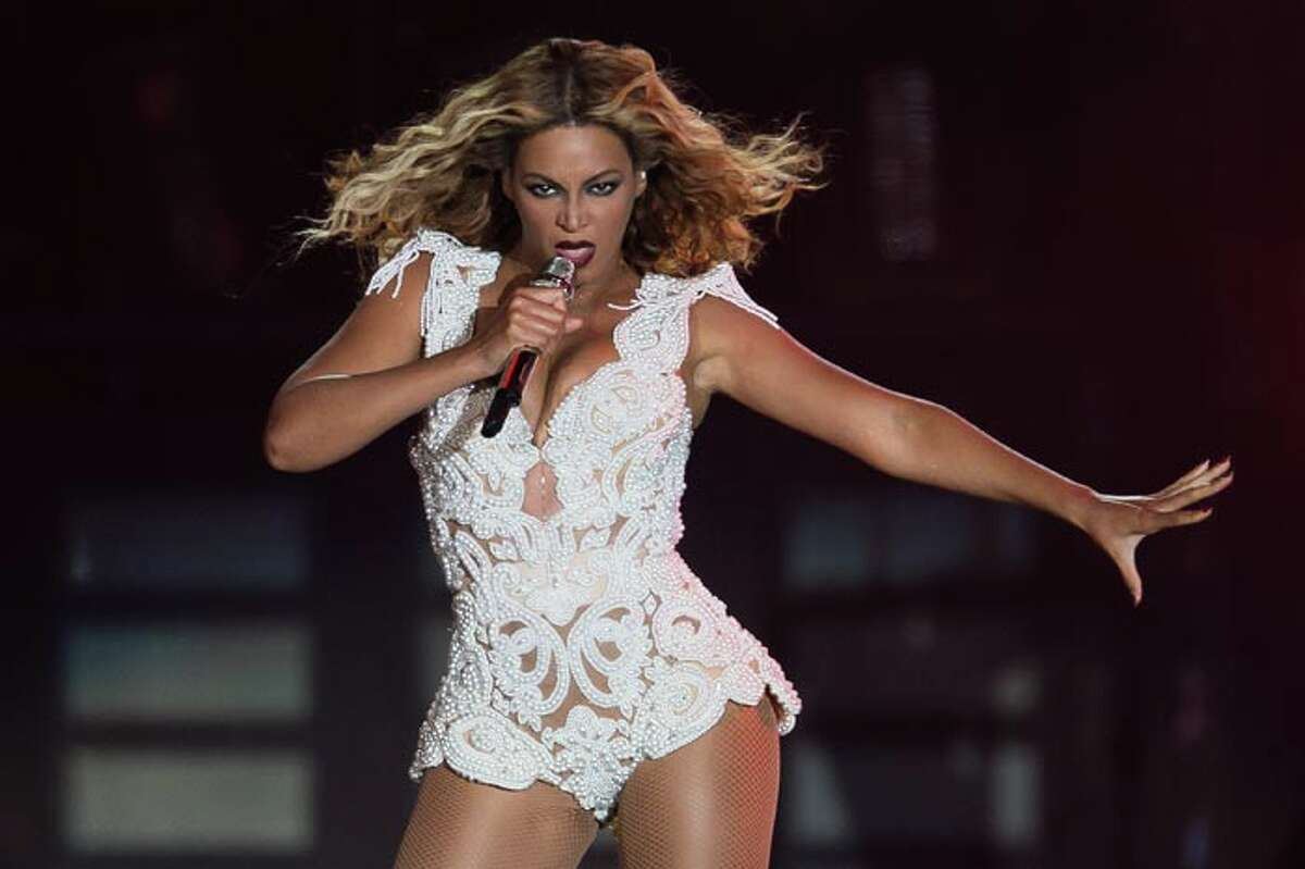 Singer Beyonce Knowles is one performer who is always trying to redefine herself...