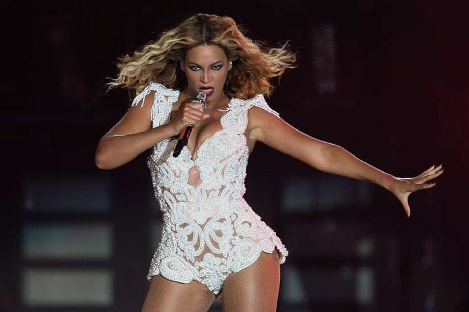 Singer Beyonce Knowles is one performer who is always trying to redefine herself... Photo: Buda Mendes, Getty Images / 2013 Getty Images