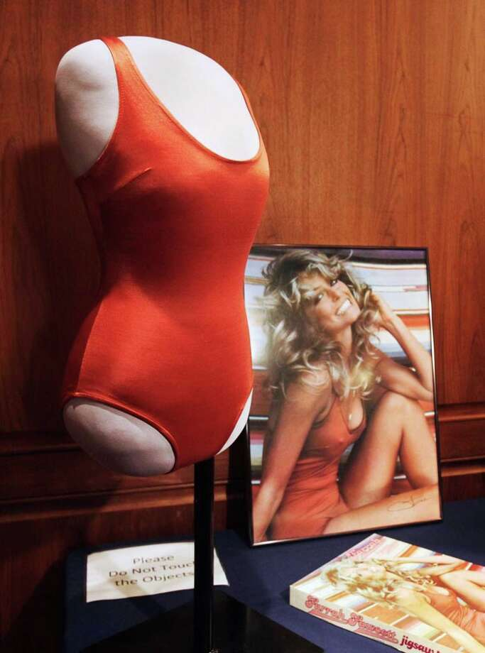 ... but we'll always remember her for that swimsuit. Photo: Jacquelyn Martin, AP / AP