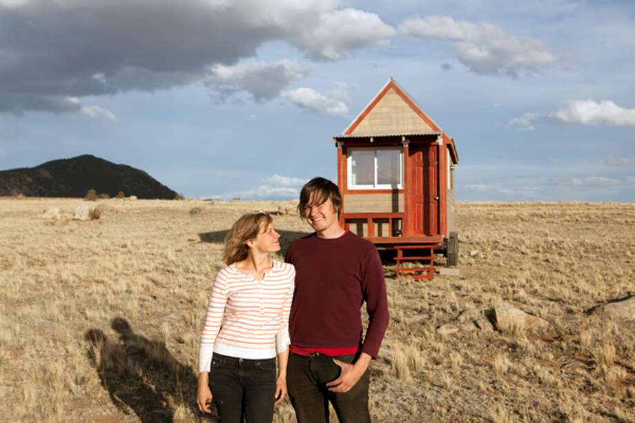Christopher Smith and Merete Mueller's documentary about tiny houses will air this weekend and features people looking to downsize big time. Photo: Facebook Commons, TINY: A Story About Living Small