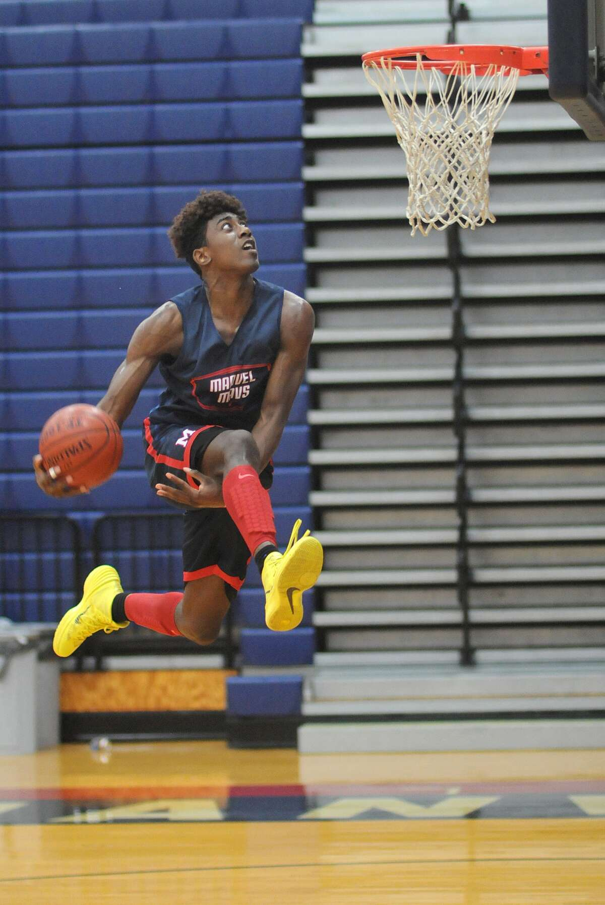 Manvel senior Leon Gilmore averaged 13.7 points, 6.6 rebounds, 4.2 assists and two steals last season.