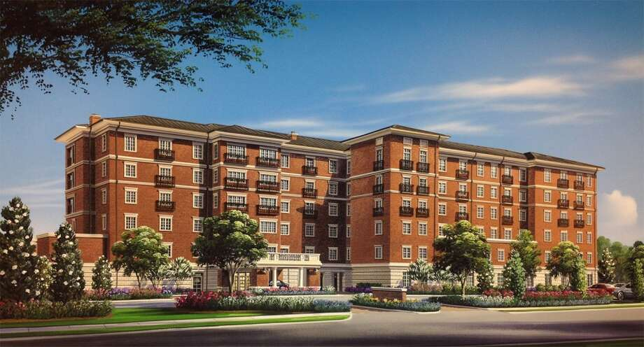 Belmont Village Hunters Creek will consist of 160 units at 7667 Woodway Drive. Photo: Belmont Village Senior Living