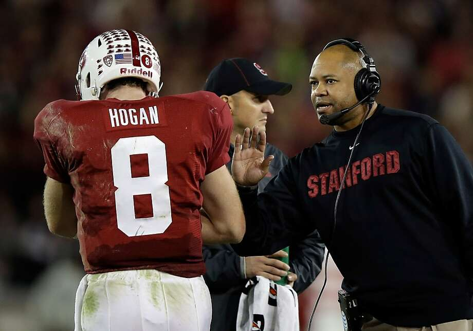 David Shaw says the BCS served its purpose for as long as it has lasted but that it's high time for a college football playoff. Photo: Ezra Shaw, Getty Images