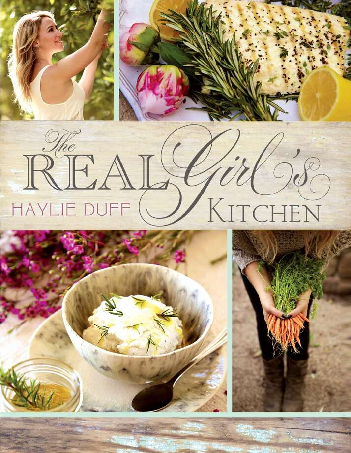 """The Real Girl's Kitchen,"" by Haylie Duff Photo: Book Cover"