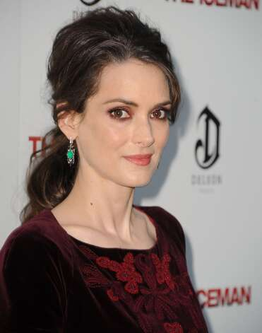 Winona Ryder Ryder has opened up this week about the ...