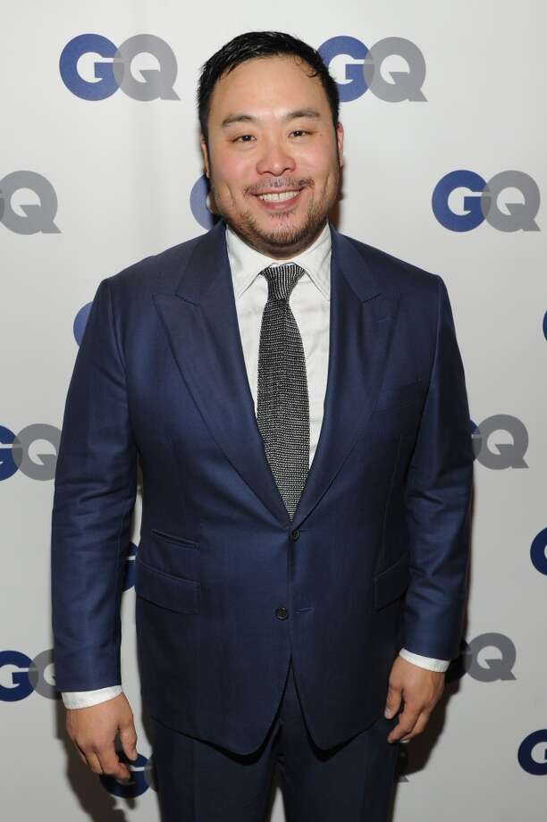Chef David Chang attends the GQ Men of the Year dinner on November 11, 2013 in New York City. Photo: Kevin Mazur, Getty Images For GQ