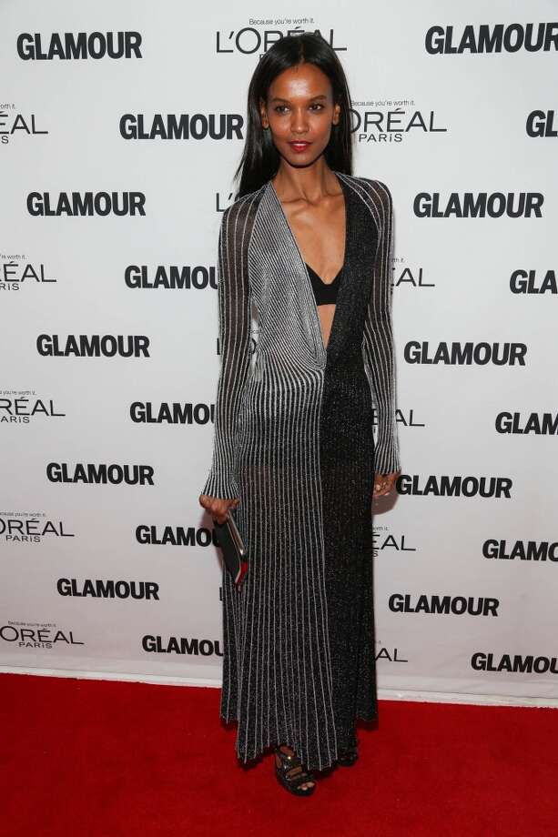 Liya Kebede attends the Glamour Magazine 23rd annual Women Of The Year gala on November 11, 2013 in New York, United States. Photo: Rob Kim, Getty Images