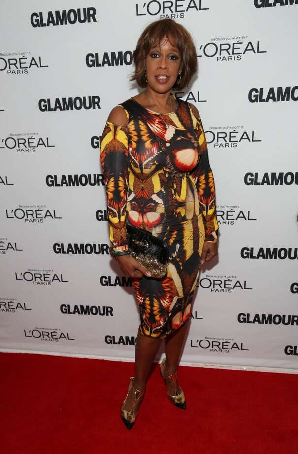 Gayle King attends the Glamour Magazine 23rd annual Women Of The Year gala on November 11, 2013 in New York, United States. Photo: Rob Kim, Getty Images