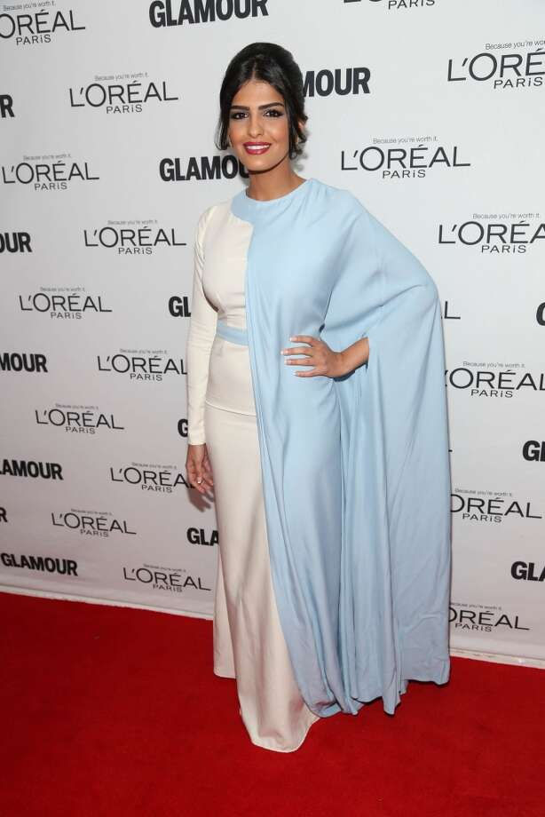 Princess Ameera al-Taweel attends the Glamour Magazine 23rd annual Women Of The Year gala on November 11, 2013 in New York, United States. Photo: Rob Kim, Getty Images