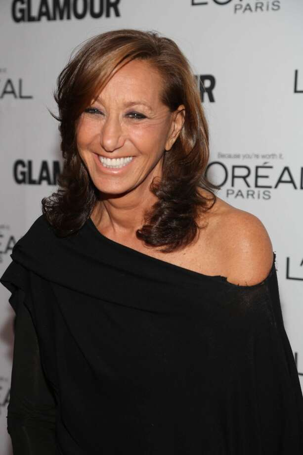 Donna Karan attends the Glamour Magazine 23rd annual Women Of The Year gala on November 11, 2013 in New York, United States. Photo: Rob Kim, Getty Images
