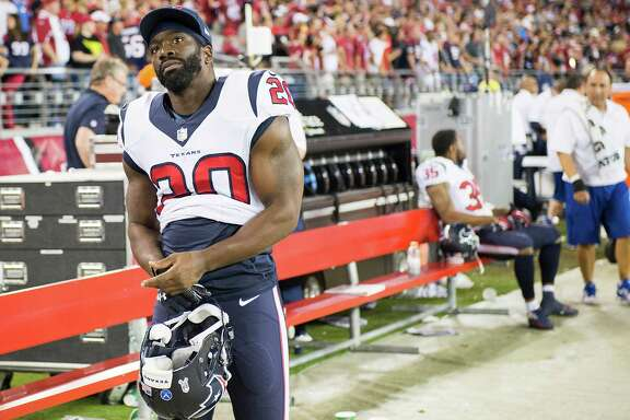 Ed Reed didn't know it at the time, but in watching the final seconds tick off the clock in Sunday's loss to the Cardinals, he also was counting down to the end of his brief stay with the Texans.