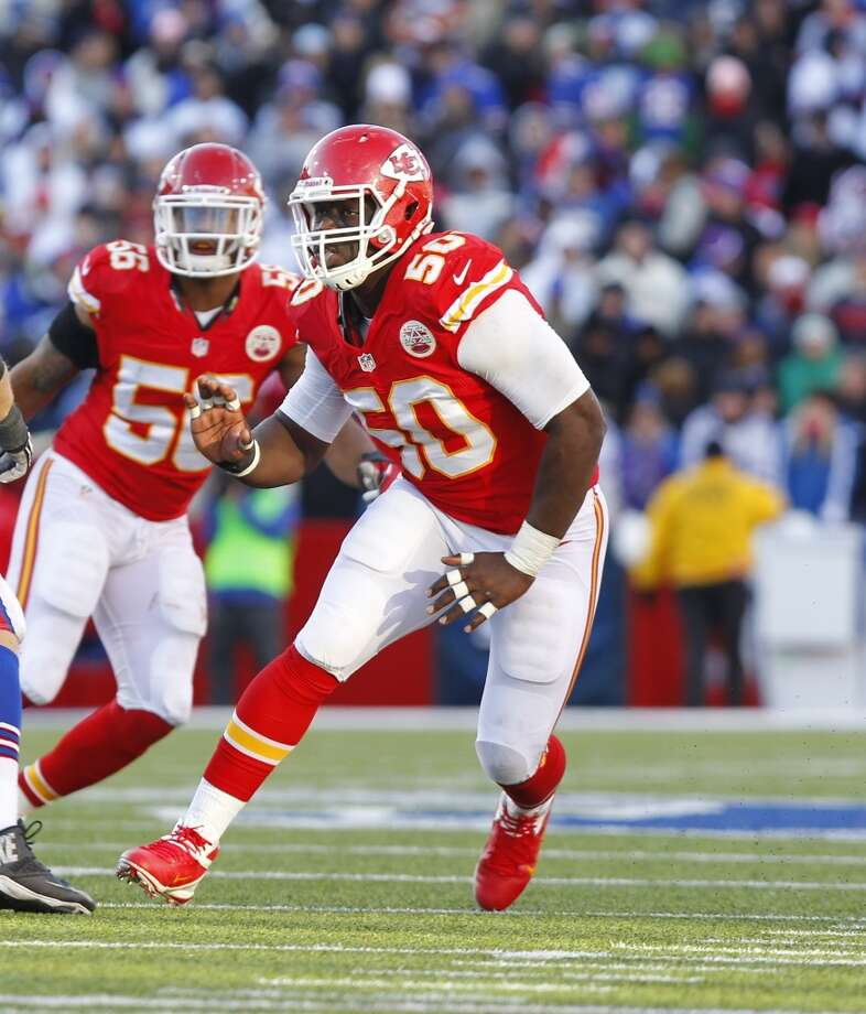 1. Chiefs (8-0) Last week: 1The Chiefs have committed a league-low eight turnovers, and they lead the NFL with a plus-15 turnover ratio. Photo: Bill Wippert, Associated Press