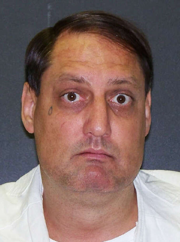 This photo provided by the Texas Department of Criminal Justice shows Jamie McCoskey. McCoskey,49, is scheduled to be executed Tuesday, Nov. 12, 2013 for abducting a Houston couple 22 years ago this week, killing a 21-year-old art student and raping the man's pregnant fiancé. Photo: Texas Department Of Criminal Justice, AP / Texas Department of Criminal Justice