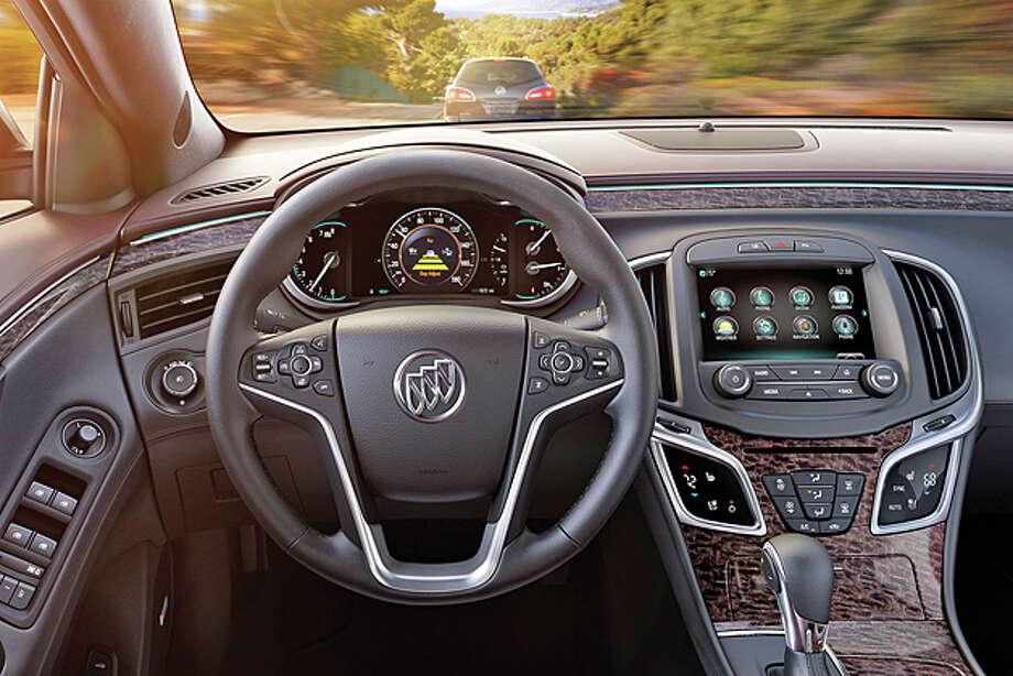 8. 2014 Buick Regal HybridMSRP:Starting at $32,485MPG:25 city, 36 highwaySource: Insider Car News