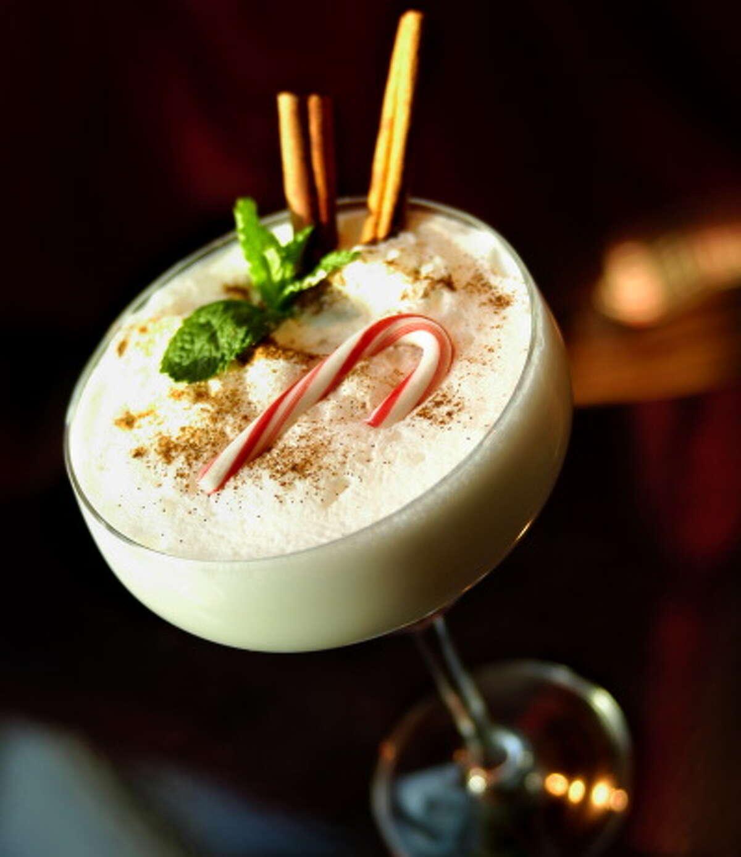cocktail, candycane