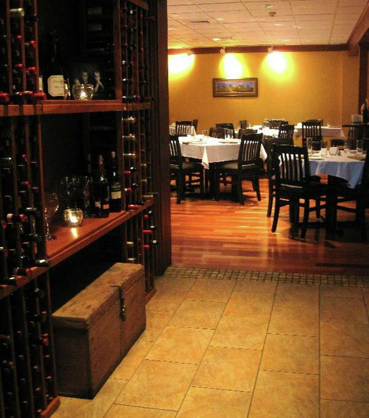 Jim and Cheryl Cella opened Cella Bistro in Schenectady in 2006, shortly after their son Michael graduated from the Culinary Institute of America. (Cella Bistro)