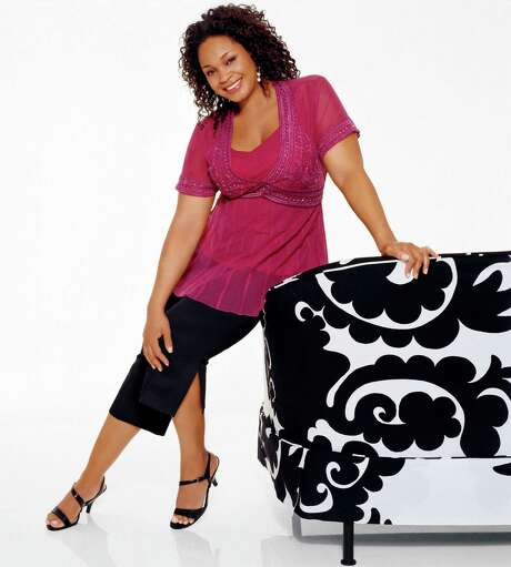 Lane Bryant, maker of this embellished tunic and cropped pants, recently announced plans to offer plus-size women more high-end designer clothing. It offers sizes 14-28. Photo: MCT