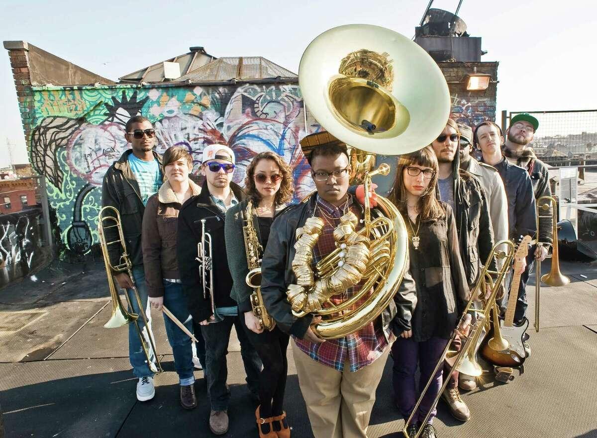 Pitchblak Brass Band