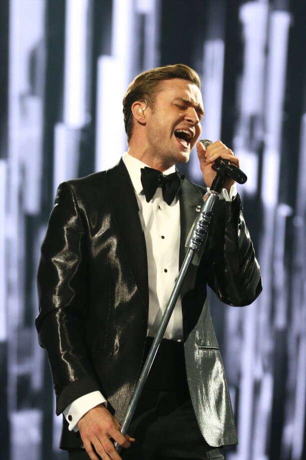 Justin Timberlake, Times Union Center, July 16