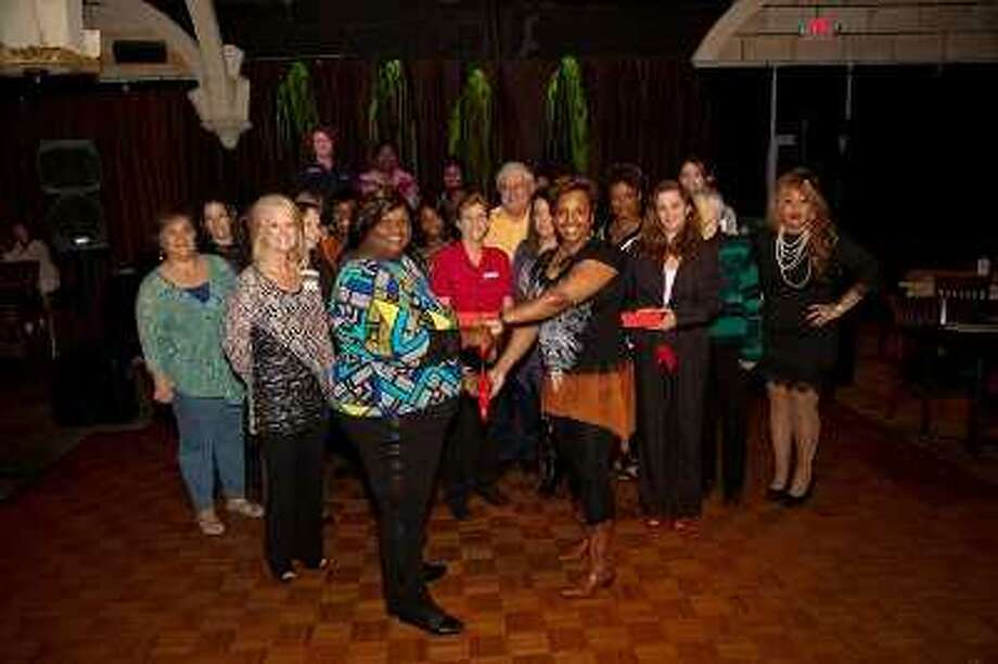 The Wealthy Sisters Network had its ribbon-cutting Nov. 5. Photo: Spring-Klein Chamber Of Commerce Photo