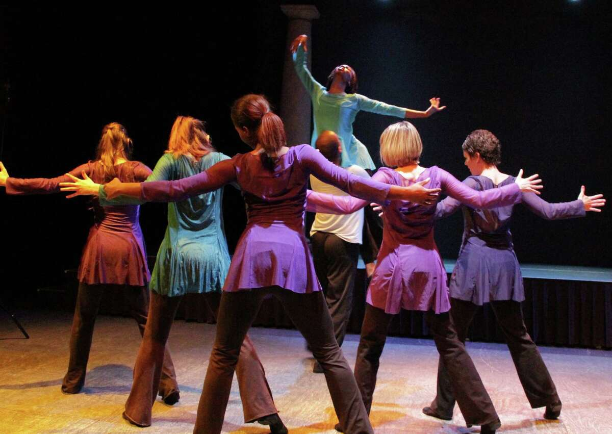 """The Dance & BMore troupe performing """"Send Me"""""""