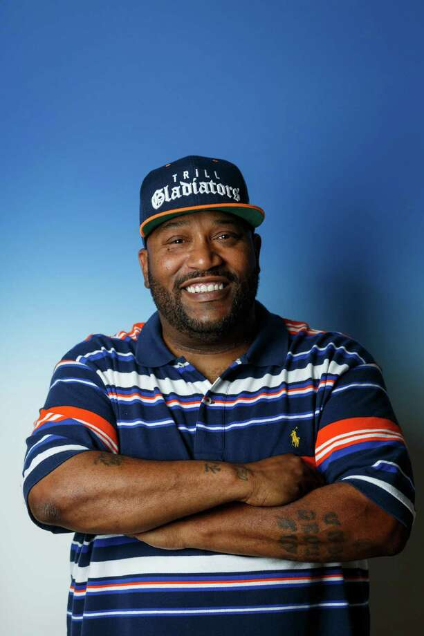 Houston hip-hop artist Bun B, aka Bernard Freeman, will perform with the Houston Symphony at the Concert Against Hate. Photo: Michael Paulsen, Staff / © 2013 Houston Chronicle