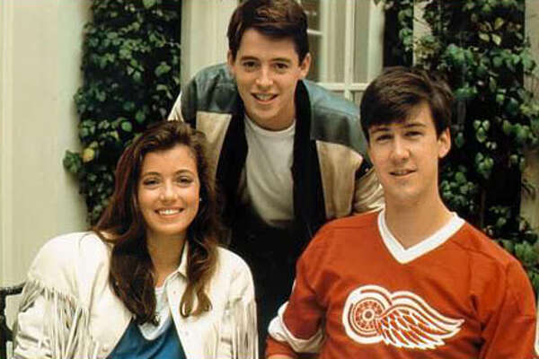 Ferris Bueller's Day Off The classic 1986 John Hughes film starred Matthew Broderick, Mia Sara, Alan Ruck and Jennifer Grey.