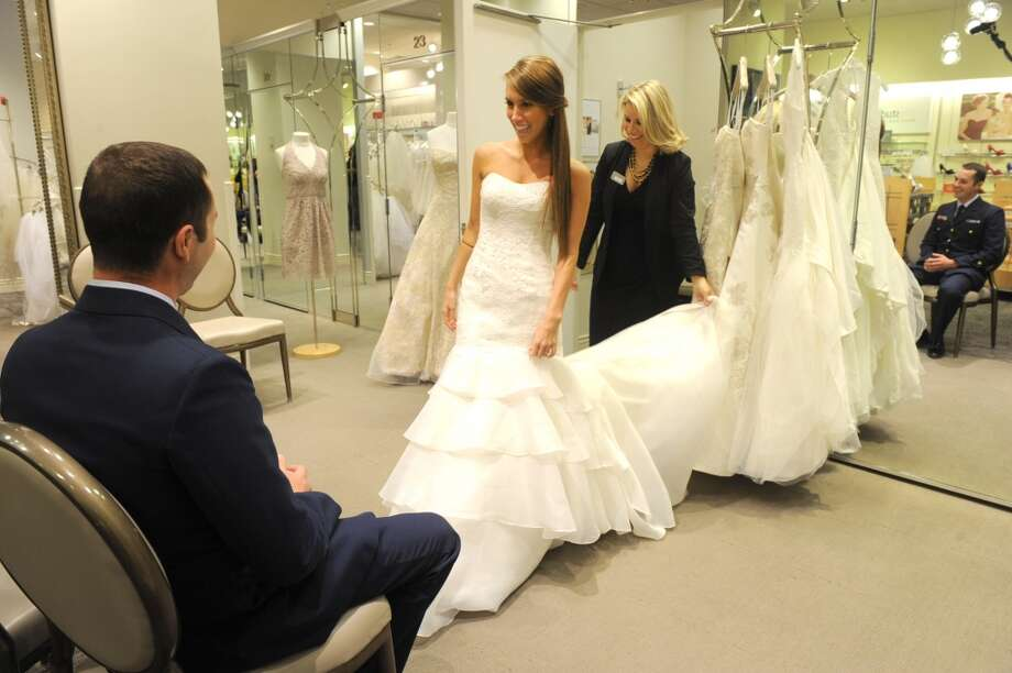 David's Bridal and other wedding dress retailers have struggled to compete in an ever competitive market as millennials marry later and opt for less traditional wedding attire. >>Check out the retailers that could go belly up next year...
