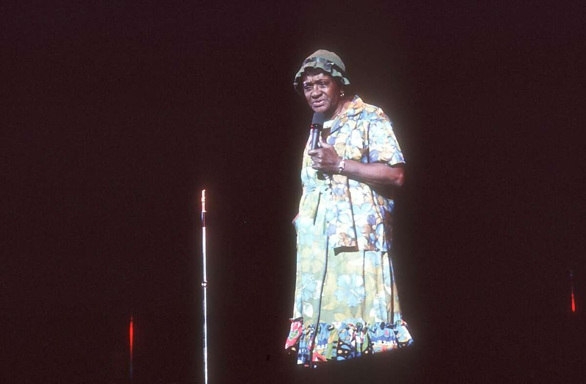 CIRCA 1970: Photo of Moms Mabley as seen in,