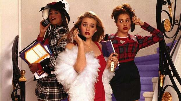 """""""Clueless"""" - The 1995 film starring Alicia Silverstone, Stacey Dash, Brittany Murphy (RIP), Paul Rudd and Donald Faison gave us a whole new appreciation for fuzzy pens and knee-high socks."""