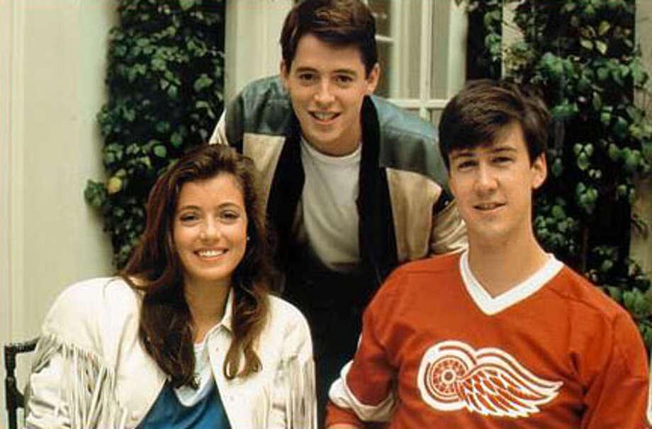 Ferris Bueller's Day Off  The classic 1986 John Hughes film starred Matthew Broderick,  Mia Sara, Alan Ruck and Jennifer Grey.