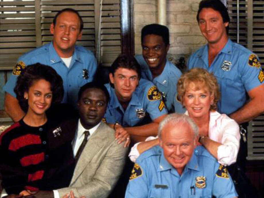 In the Heat of the Night  Carroll O'Connor and Harold Rollins starred in the 1988 CBS spin-off. It lasted for 8 seasons.