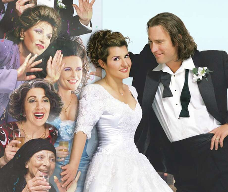 My Big Fat Greek Wedding  The 2002 comedy was an unexpected box office smash. It starred Nia Vardalos and John Corbett.