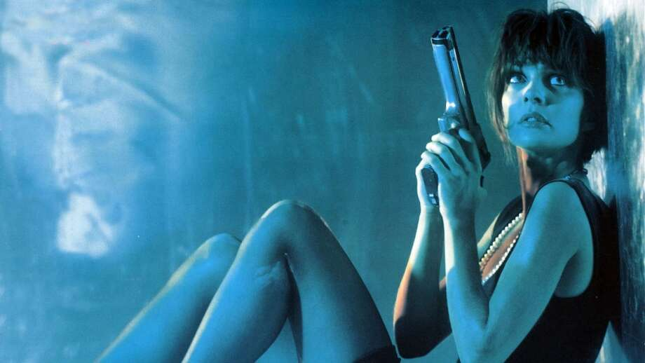 """La Femme NikitaThe 1990 French film about a young junkie who is turned into an assassin for the French government was remade in the U.S. as """"Point of No Return"""" starring Bridget Fonda."""