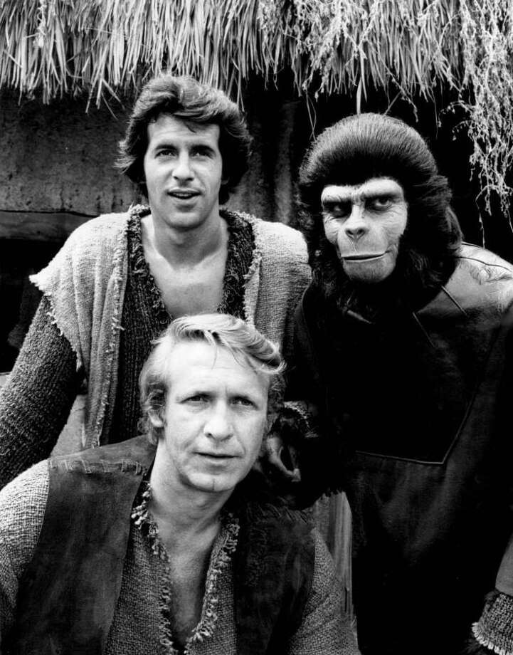Planet of the ApesThe television spin-off was less successful, lasting only 14 episodes in 1974 before being canceled.