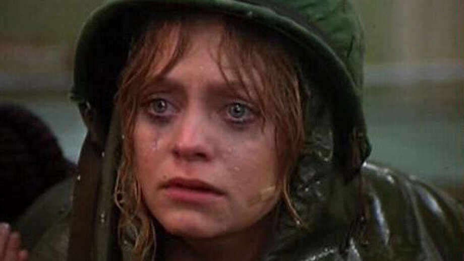 Private BenjaminThe 1980 Goldie Hawn film about a woman who joins the military was nominated for multiple Oscars.