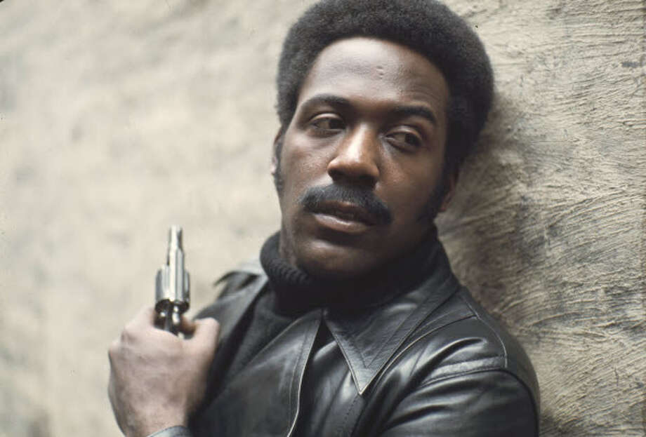 Shaft  The 1971 blaxploitation film starred Richard Roundtree as one bad mother--SHUT YOUR MOUTH.