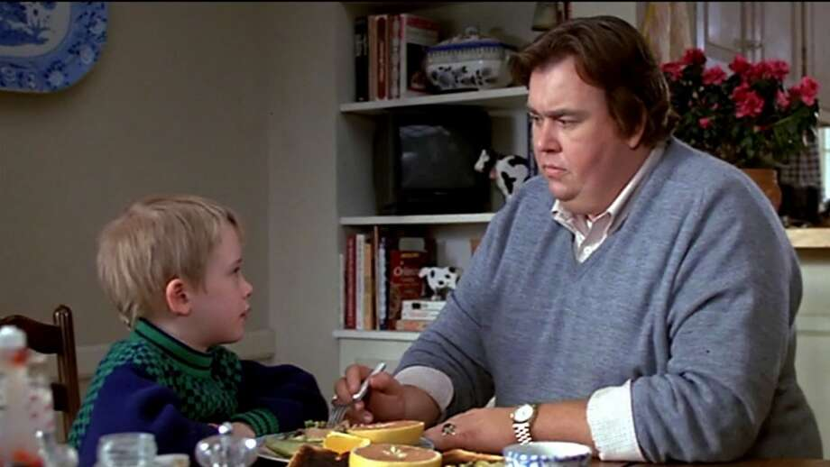 Uncle Buck   John Candy starred as the titular character in this 1989 John Hughes film about a boisterous single man who takes care of his brother's children for a weekend.