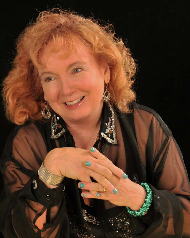 Suzanne Sheridan performs the music of Joni Mitchell and Leonard Cohen at Coffee House at the Wheeler's at The Westport Historical Society on Friday, Nov. 22. Photo: Contributed Photo / Connecticut Post Contributed