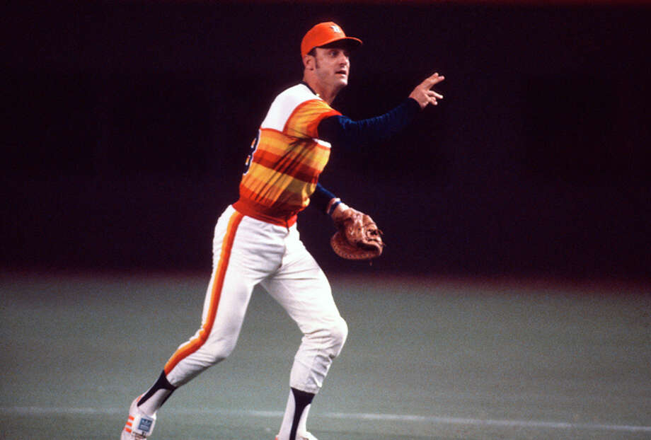 Art Howe #18 of the Houston Astros in action during an Major League Baseball game circa 1978 at The Astro Dome in Houston, Texas. Howe played for the Astros from 1976-82. (Photo by Focus on Sport/Getty Images) Photo: Focus On Sport, Getty Images / 1978 Focus on Sport