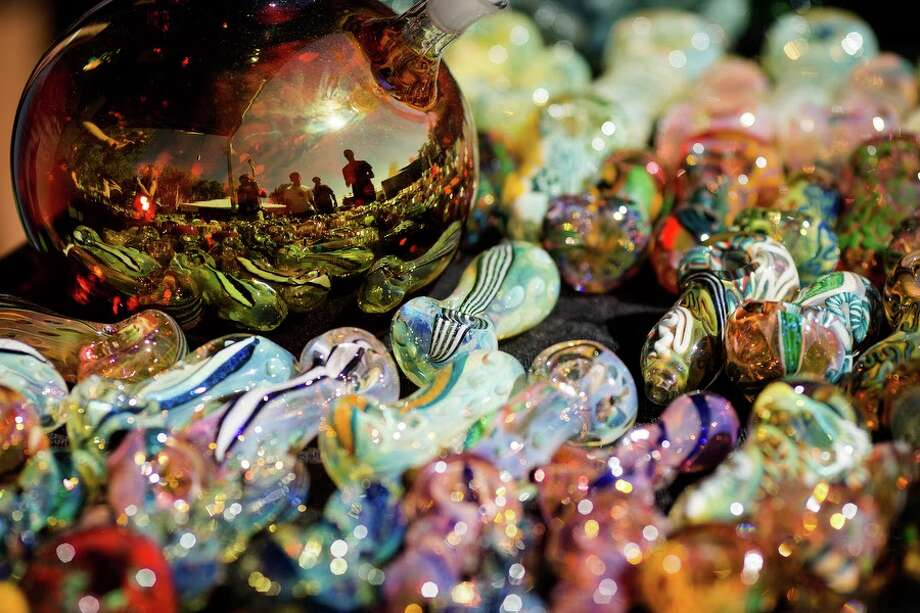 15 - Banish the thoughts of selling needlepoint craft works, coffee, beer or anything that isn't useable marijuana, marijuana-infused consumables or the tools for smoking, vaping or otherwise classified as paraphernalia. Photo: Jordan Stead, SEATTLEPI.COM / SEATTLEPI.COM