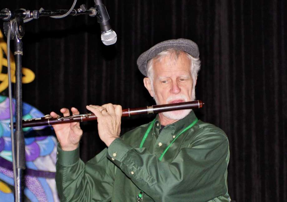 Lawrence Mallette is passionate about traditional music, having honed his skill with the Irish flute for 20 years.