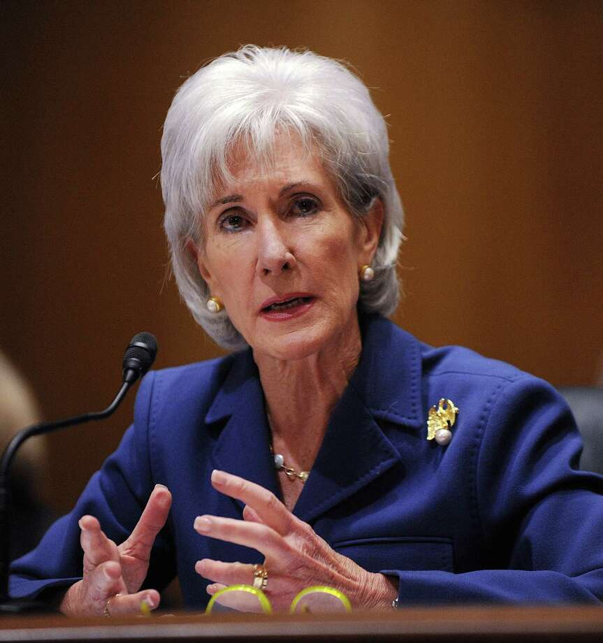 Enrollment has months to go, Kathleen Sebelius said Wednesday. Photo: Olivier Douliery, MBR / Abaca Press