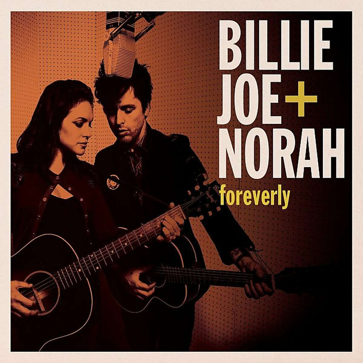 """Norah Jones and BIllie Joe Armstrong's """"Foreverly."""" Tribute to the Everly Brothers"""