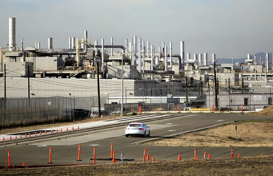 3 Workers Burned At Tesla Plant San Francisco Chronicle