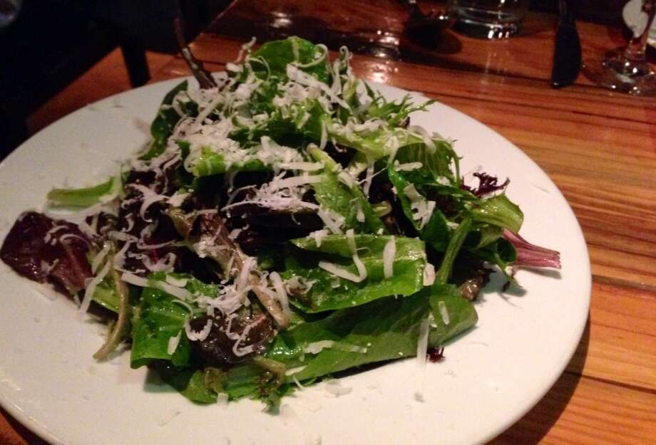 Mixed lettuce salad ($10.50)